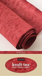 Kraft•tex™ in Marsala- Now in Bright, Fun Colors!  Plus - Receive 6 Free Pattern Downloads from CT Pub with Purchase!