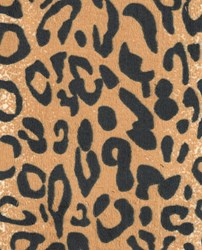 "15"" x 60""  Remnant - Leopard - Minky"