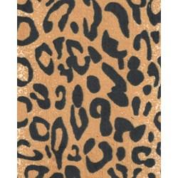 "15"" x 60""  Remnant - Leopard - Minky"