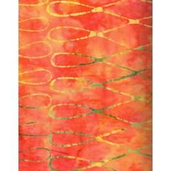 The Sweet Life Batik by Moda-Red Ribbon Candy Print
