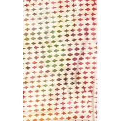 The Sweet Life Batik by Moda-Multi Small Diamond Print