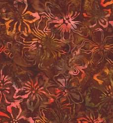 Moda Batik - Tiger Lily