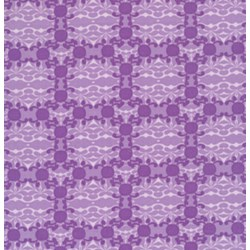 Medium Purple Tribal  Motif  From Free Spirit Fabrics