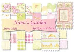 "Nana's Garden  12"" Pastry Roll™"