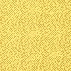 Yellow Snow Leopard Dots - # PWSL044-Natur Natural World by free Spirit
