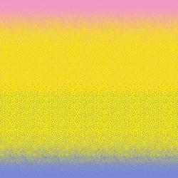 Free Spirit Ombre Rainbow Dots - by Jane Sassaman