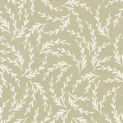 Reef - Limestone Seaweed - by Elizabeth Hartman for Robert Kaufman Fabrics