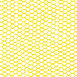 Reef - Citrus Honeycomb - by Elizabeth Hartman for Robert Kaufman Fabrics