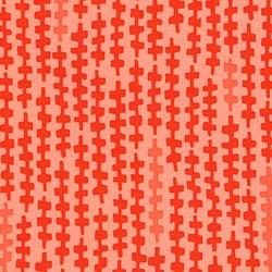 Reef - Flame Zipper - by Elizabeth Hartman for Robert Kaufman Fabrics