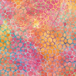 Robert Kaufman Artisan Batiks - Songbird Jewel