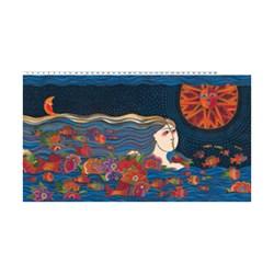 "1 Panel - 24"" Sea Spirits by Laurel Burch - Sea Spirit Panel"
