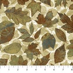 Stonehenge- Brown Leaf