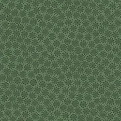 Season's Elegance - Green Floral Tonal - by Studio-E Fabrics