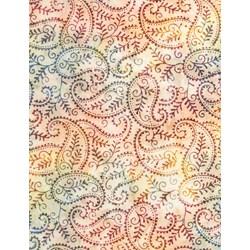 Tonga Batiks -Wine #B6203 -Lush Collection