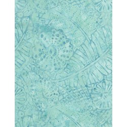"End of Bolt - 48"" -  - Tonga Batiks - Spa - #B2963- Retired!  Mystic Collection"