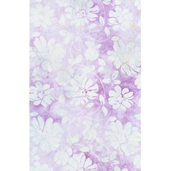 "18"" Remnant - Tonga Batiks - Lilac #B4434 - Retired!  Mystic Collection"