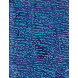 "End of Bolt- 83"" - Tonga Batiks - Jam #B5674- Retired!  Mystic Collection"