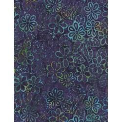 Tonga Batiks - Grape - #B5675- Retired!  Mystic Collection