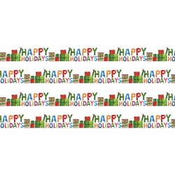 The Very Hungry Caterpillar Christmas - Happy Holidays - By Eric Carle for Andover Fabrics