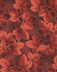 Falling Leaves- Spice by Kona Bay Fabrics