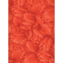 Floral Legacy - Orange by Kona Bay Fabrics