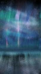 MRD1-07 Dusty Blue  Painted Forest - A Hoffman Digital Spectrum Print