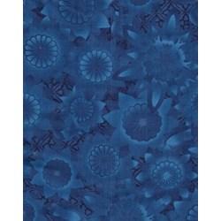 Shadowland IV - Royal by Kona Bay Fabrics - Retired Fabric!