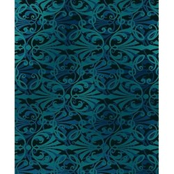 Shadowland IV - Aqua  SHAD-42  by Kona Bay Fabrics - Retired Fabric!