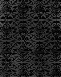 Shadowland IV - Black SHAD-42  by Kona Bay Fabrics - <i>Retired Fabric!</i>