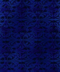 Shadowland IV - Indigo  SHAD-42  by Kona Bay Fabrics - <i>Retired Fabric!</i>