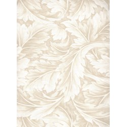 William Scrolls -Cream  by Kona Bay Fabrics