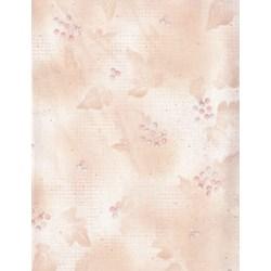 Harmony - Origins - Leaves & Berries Cream by Kona Bay Fabrics