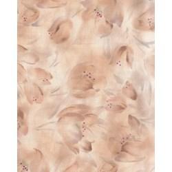Harmony - Origins - Leaf Silhouette Light Tan  by Kona Bay Fabrics