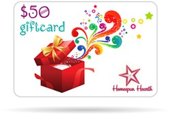 Gift Card - Fun Gift<br>$10, $25, $50, $75, or $100