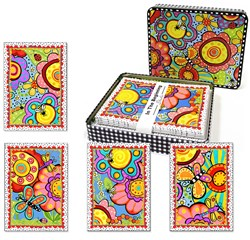 Bugapalooza Notecard Set