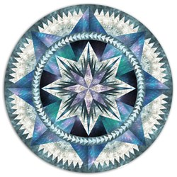 Celebration Tree Skirt or Table Topper - Design by Judy Neimeyer - Ships Mid-June!