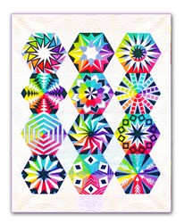 Arcadia Avenue Batik -Foundation Paper - 2 Pack