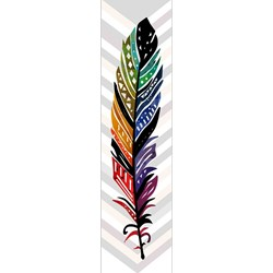 Aviary Feather Pre-Fused/Laser Cut Fabric Starter Kit