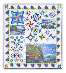 Blustery Mornings Complete/Deluxe Quilt Kit