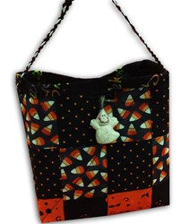 Boo! Ghost Halloween Tote Kit