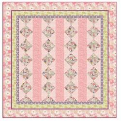 Flirty Coquette Quilt Pattern Download