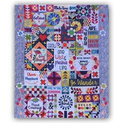 Fantastic Find - ONLY One!!  Dear Daughter Quilt Kit!