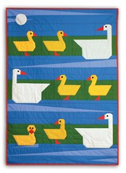 New - Duck, Duck, Goose!  Child Quilt Kit