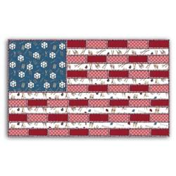 Election Day - Flag Snuggler Pattern Download