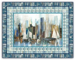 Exclusive Harbor Delight Wall Hanging/Quilt Pattern Download