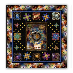 New!  Exclusive Heaven's Above Complete Queen Size Quilt Kit -  Includes Backing