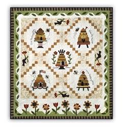 <i>Last One!  </i> <br>Honey Bee Lane Complete Quilt