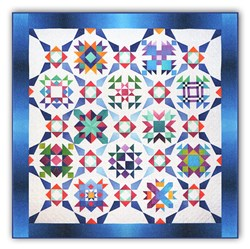 New!  Incandescence Block of the Month or All at Once - Start Anytime!