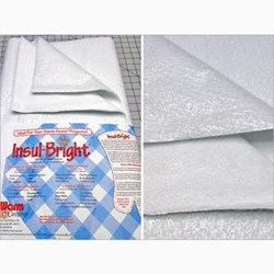 "INsul Bright - Makes 7 Microwave Mitts 10"" x 45"""