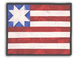 July 4th Quilt as You Go Treat Mat Download